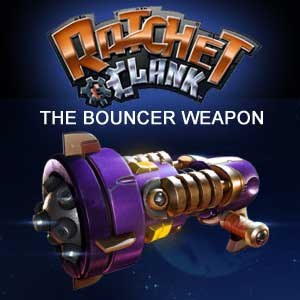 Ratchet and Clank The Bouncer Weapon