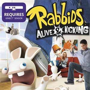Acheter Raving Rabbids Alive and Kicking Xbox 360 Code Comparateur Prix