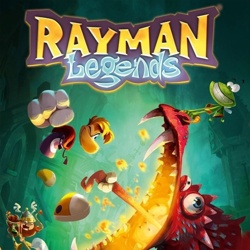 Acheter Rayman Legends Nintendo Wii U Download Code Comparateur Prix