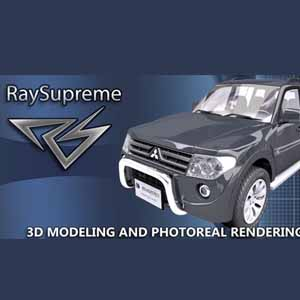 Acheter RaySupreme 3D Clé Cd Comparateur Prix