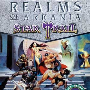 Acheter Realms of Arkania 2 Star Trail Classic Clé Cd Comparateur Prix