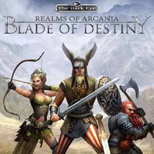 Acheter Realms of Arkania Blade of Destiny Xbox One Code Comparateur Prix