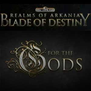 Realms of Arkania Blade of Destiny For the Gods