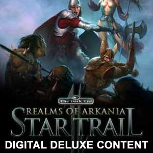 Realms of Arkania Startrail Digital Deluxe Content