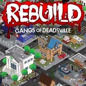 Acheter Rebuild 3 Gangs of Deadsville Clé Cd Comparateur Prix