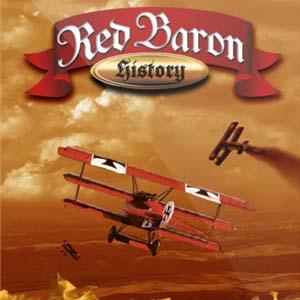 Acheter Red Baron History Clé Cd Comparateur Prix