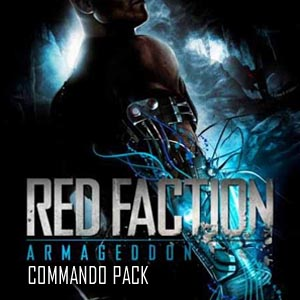 Red Faction Armageddon Commando Pack