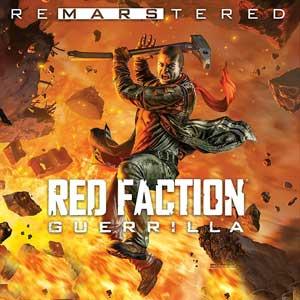 Acheter Red Faction Guerrilla Re-Mars-tered Clé CD Comparateur Prix
