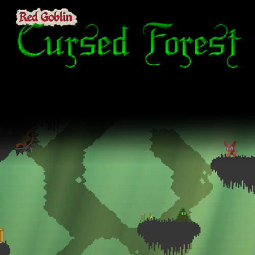 Red Goblin Cursed Forest