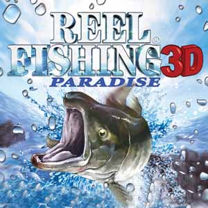 Acheter Reel Fishing Paradise 3D Nintendo 3DS Download Code Comparateur Prix