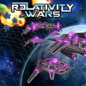 Relativity Wars A Science Space RTS