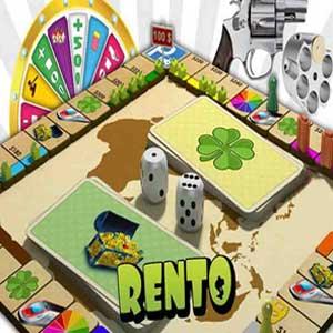 Rento Fortune Multiplayer Board Gam