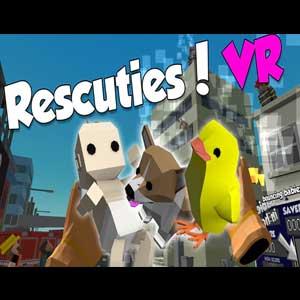 Acheter Rescuties VR Clé Cd Comparateur Prix