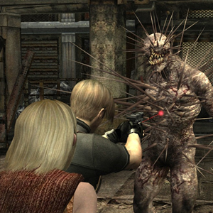 Resident Evil 4 HD Combat