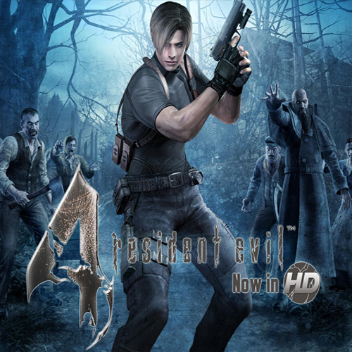 Telecharger Resident Evil 4 HD PS4 code Comparateur Prix