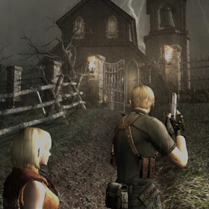 Resident Evil 4 HD Gameplay