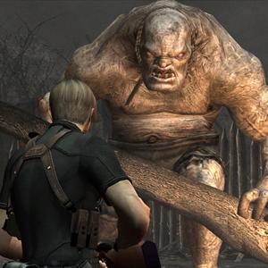 Resident Evil 4 HD Monstre