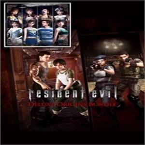 Resident Evil Deluxe Origins Bundle