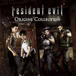 Telecharger Resident Evil Origins Collection PS4 code Comparateur Prix