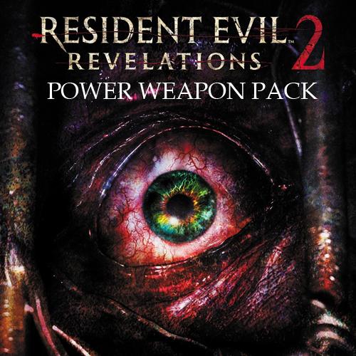 Resident Evil Revelations 2 Power Weapon Pack