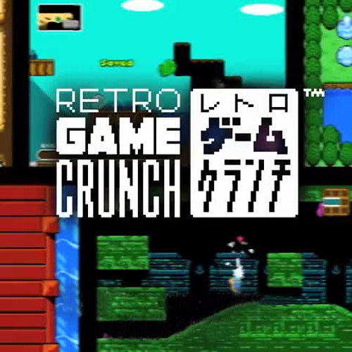 Retro Game Crunch
