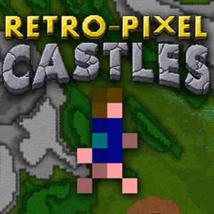 Acheter Retro-Pixel Castles Clé Cd Comparateur Prix