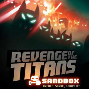 Acheter Revenge of the Titans Sandbox Mode Clé Cd Comparateur Prix