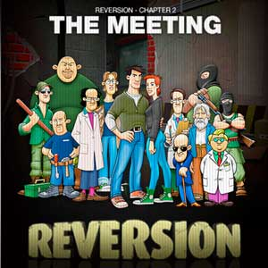 Acheter Reversion The Meeting 2nd Chapter Clé Cd Comparateur Prix