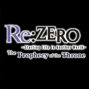 Acheter ReZERO Starting Life in Another World The Prophecy of the Throne PS4 Comparateur Prix