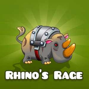 Acheter Rhinos Rage Clé Cd Comparateur Prix
