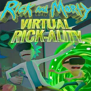Rick and Morty Simulator Virtual Rick-ality