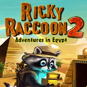 Ricky Raccoon 2 Adventures in Egypt
