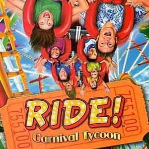 Acheter Ride! Carnival Tycoon Clé Cd Comparateur Prix