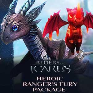 Riders of Icarus Heroic Rangers Fury Package