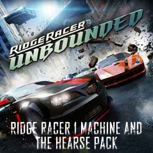 Ridge Racer Unbounded Ridge Racer 1 Machine and the Hearse Pack