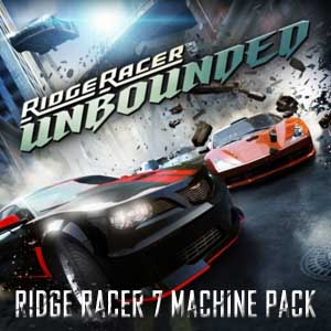 Ridge Racer Unbounded Ridge Racer 7 Machine Pack