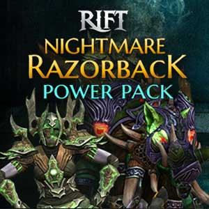 RIFT Nightmare Razorback Power Pack