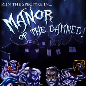 Rijn the Specpyre in Manor of the Damned