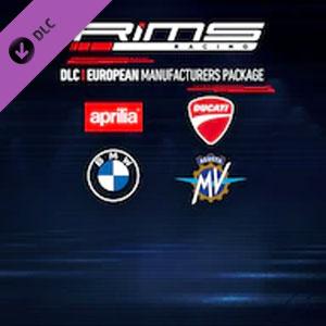 RiMS Racing European Manufacturers Package