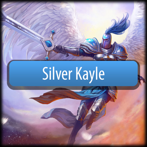 Riot Silver Kayle League Of Legends Skin