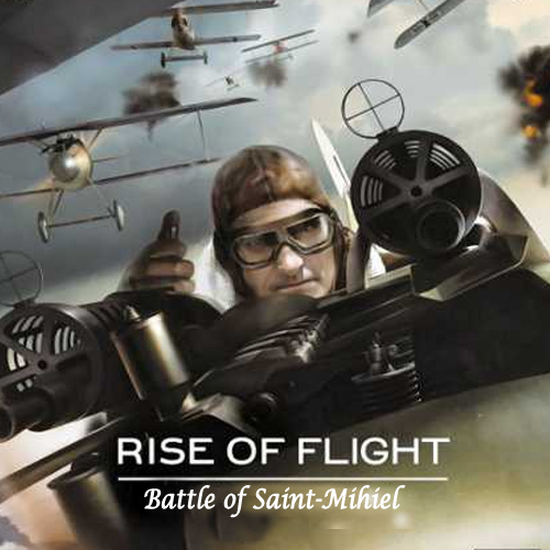 Rise of Flight Battle of Saint-Mihiel