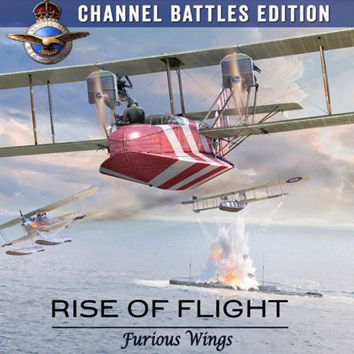 Rise of Flight Channel Battles Edition Furious Wings