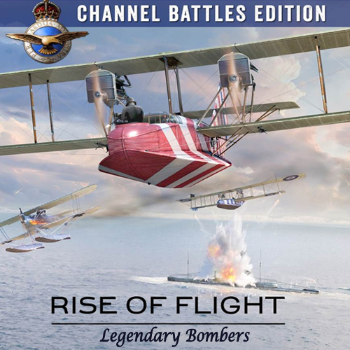 Rise of Flight Channel Battles Edition Legendary Bombers