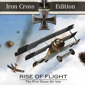 Acheter Rise of Flight Iron Cross Edition Clé Cd Comparateur Prix