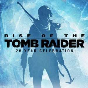 Telecharger Rise of the Tomb Raider 20 Year Celebration PS4 code Comparateur Prix