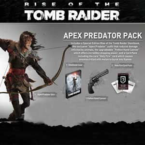 Rise of the Tomb Raider Apex Predator Outfit Pack