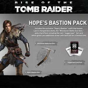 Acheter Rise of the Tomb Raider Hopes Bastion Outfit Pack Clé Cd Comparateur Prix