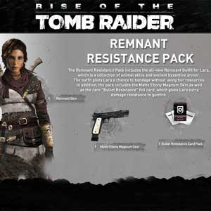 Acheter Rise of the Tomb Raider Remnant Resistance Pack Outfit Pack Clé Cd Comparateur Prix