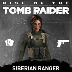 Acheter Rise of the Tomb Raider Siberian Ranger Clé Cd Comparateur Prix