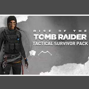 Acheter Rise of the Tomb Raider Tactical Survivor Outfit Pack Clé Cd Comparateur Prix